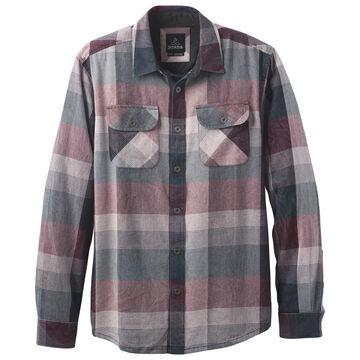 prAna Men's Lybek Flannel Long-Sleeve Shirt