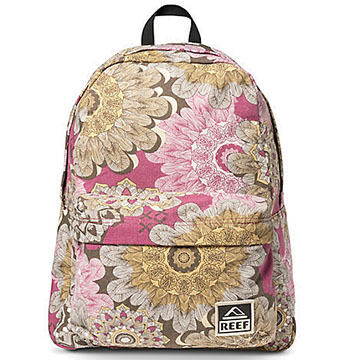 Reef Women's Moving On Canvas Backpack