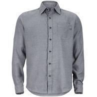 Marmot Men's Hobson Flannel Long-Sleeve Shirt