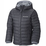 Columbia Boys' Powder Lite Omni-Shield Jacket