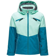 Spyder Active Sports Girl's Conquer Jacket