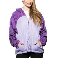 Kenpo Women's i5 Diamond Tonal Windbreaker Jacket