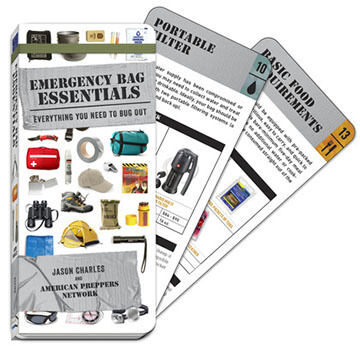 Emergency Bag Essentialls: Everything You Need To Bug Out By Jason Charles
