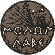 Maxpedition Molon Labe PVC 3D Morale Patch