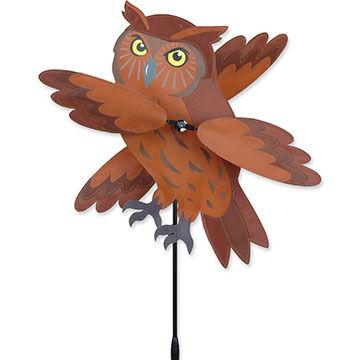 Premier Designs Brown Owl Spinner