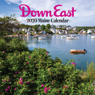 Maine: 2020 Down East Wall Calendar by Editors of Down East