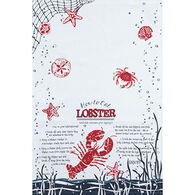 Kay Dee Designs Eat A Lobster Tea Towel