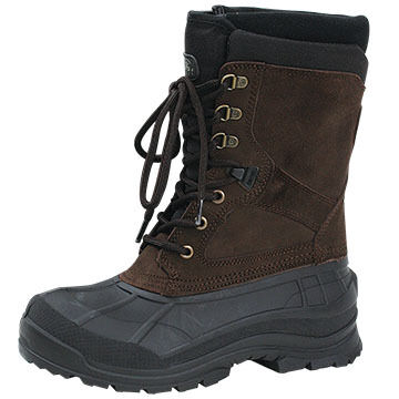 Kamik Mens Nation Plus Waterproof Insulated Winter Boot