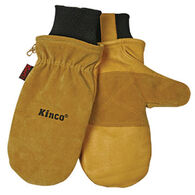 Kinco Men's Lined Pigskin Mitt