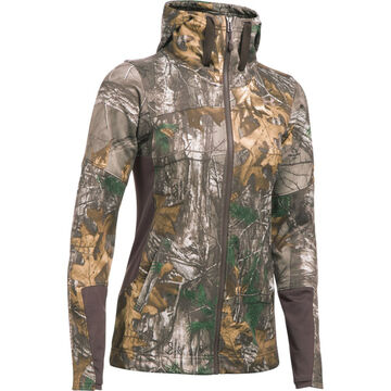 Under Armour Womens Stealth Hunting Hoodie