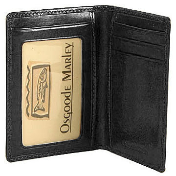 Osgoode Marley Leather I.D. Card Case