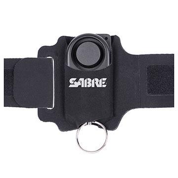 Sabre Runner Personal Alarm w/ Adjustable Wrist Strap