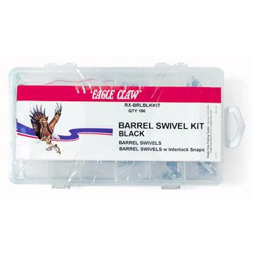 Eagle Claw Barrel Swivel Kit