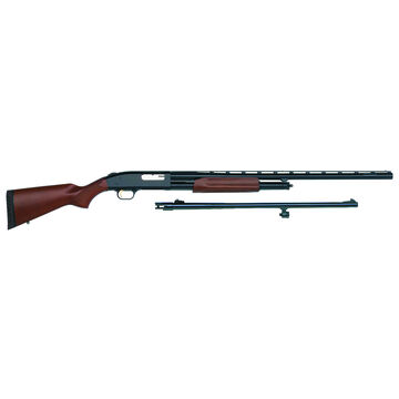 Mossberg 500 Combo Field / Deer Wood 12 GA 28 / 24 Shotgun