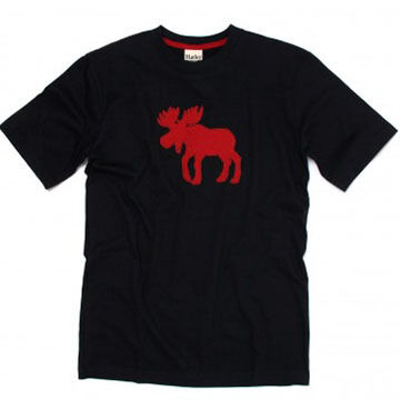 Hatley Mens Moose Sleep T-Shirt