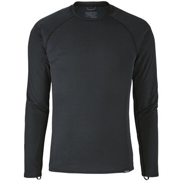 Patagonia Mens Capilene Midweight Crew Baselayer Long-Sleeve Shirt
