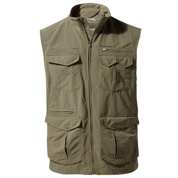 Craghoppers Mens Insect Shield Adventure Gilet II