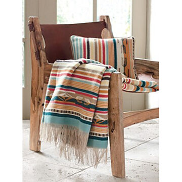 Pendleton Woolen Mills Chimayo Fringed Throw