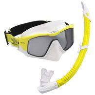 Aqua Lung Vita Mask & Airflex Snorkel Combo Set