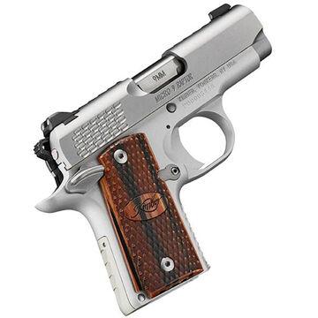 Kimber Micro 9 Stainless Raptor 9mm 3.15 6-Round Pistol
