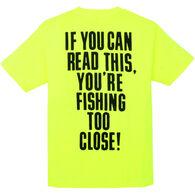 Direct Impulse Designs Men's Too Close Short-Sleeve T-Shirt