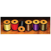 Hareline Uni 6/0 Waxed Thread Fly Tying Material