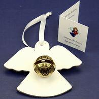 New England Bells Angel Keepsake Door Chime