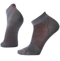 SmartWool Men's PhD Run Ultra Light Elite Low Cut Sock
