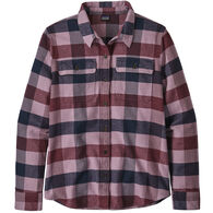Patagonia Women's Fjord Flannel Long-Sleeve Shirt