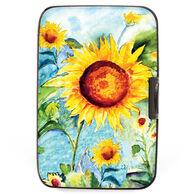 Fig Design Women's Sunflower RFID Wallet