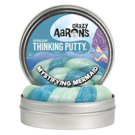 Crazy Aaron's Hypercolor Mystifying Mermaid Thinking Putty - 3.2 oz.