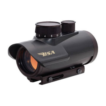 BSA Huntsman Illuminated RGB Sight