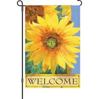 Premier Designs Welcome Sunshine Garden Flag