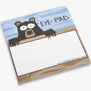 Hatley Eye Pad Sticky Notes