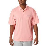Columbia Men's Big & Tall PFG Perfect Cast Polo Short-Sleeve Shirt