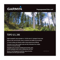 Garmin TOPO U.S. 24K Northeast microSD / SD Card - 2016 Model