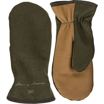 Stormy Kromer Mens Sherpa-Lined Tough Mitts