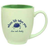 Where Life Takes You Turtle Mug