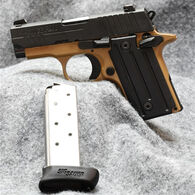 "SIG Sauer P238 Copperhead 380 ACP 2.7"" 7-Round Pistol"