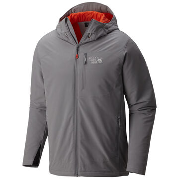 Mountain Hardwear Mens Superconductor Hooded Jacket