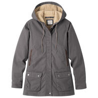 Mountain Khakis Women's Ranch Shearling Hooded Coat