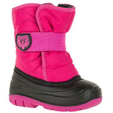 Kamik Toddler Boys' & Girls' Snowbug 3 Winter Boot