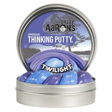 Crazy Aarons Hypercolor Twilight Thinking Putty - 3.2 oz.