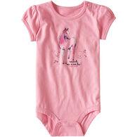 Carhartt Infant/Toddler Girls' Sweet Bodysuit