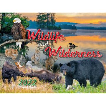 Maine Scene Maine Wildlife and Wilderness 2022 Wall Calendar