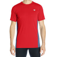 New Balance Men's Accelerate Short-Sleeve T-Shirt
