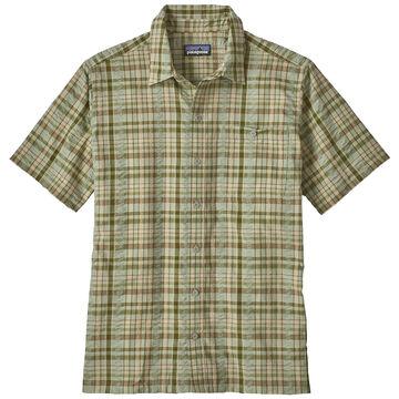 Patagonia Mens Puckerware Short-Sleeve Shirt