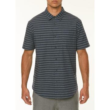 ONeill Mens Stag Short-Sleeve Shirt