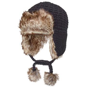 Screamer Womens Magnolia Earflap Trapper Hat