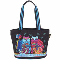 Sun N Sand Women's Feline Set Medium Tote Bag